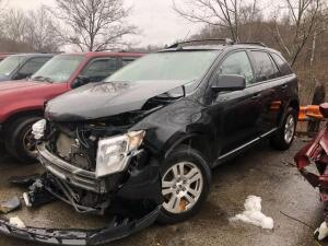 , 2010, FORD/EDGE, 2FMDK3GCXABB46513, KEYS, LKM 121,290