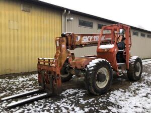 Sky Trak Telehandler - 6036 - SN: 9264 - 5,700 hours *reserved until 1/26 for load out*