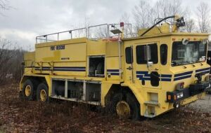 1995 Oshkosh Fire truck - 71,000 GVW - VIN: 10T9L5EH2R1050685 - engine isnt working *Located offsite at 4170 Pine Hollow Rd. Trafford Pa*