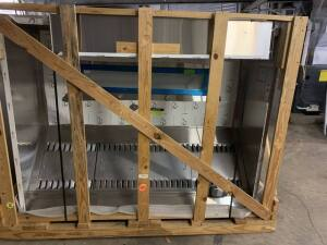 "Accurex New in Crate Exhaust Hood - 78"" L x 60"" D x 24"" H"
