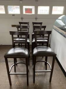 Six Bar / Counter Stools