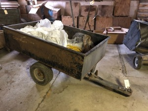 Craftsman dump cart - 3x5