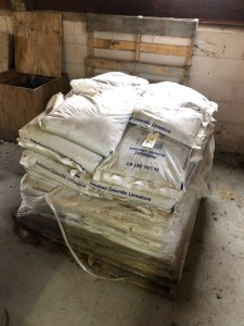 Pallet of Dolomitic Limestone