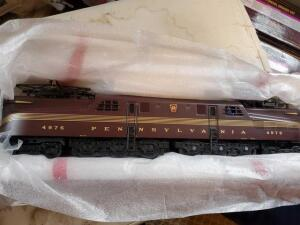 MTH Scale GG-1 LOCOMOTIVE - PENNSYLVANIA RR - MT- 5501LO - NIB