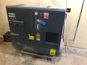 Atlas Copco air compressor - GX11FF - 15HP - 3 phase