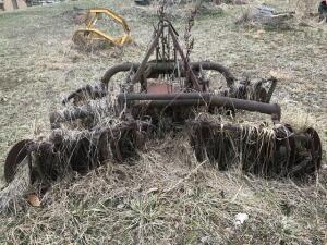 Plowing Farm Discs - 3 pt hitch *located off site
