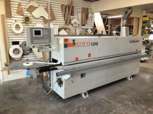Holzher Sprint 1310 Edgebander - 2005 year - NR: 2834/0-510 5004030 *bought new paid over $33,000* If buyer needs additional time for load out it can be arranged