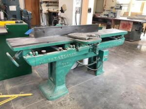 JA Fay & Egan Co 12in Jointer - 506 lightning - 139509
