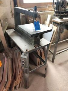 Craftsman Scroll saw on stand