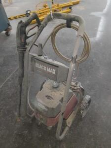BLACK MAX Electric Pressure Washer (1700 PSI)(Model# BM15102D030320)