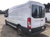 2015 Ford Transit 250 - *RUNS - has NEW BATTERY* - 3.7L engine - 102,917 miles - weather guard shelving and divider with door - Kobalt tool chest - VIN: 1FTNR2CM3FKA27101 - *has title* - 4