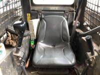 New Holland LS160 Skid Loader - 2650 hours - bucket and forks - reserved for load out - 7