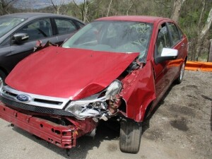 RED, 2009, FORD FOCUS, 1FAHP37N59W166290