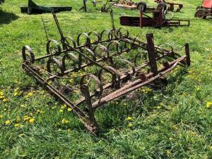 8ft spring tooth harrow