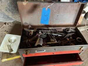 Tool chest -random hand tool- parts