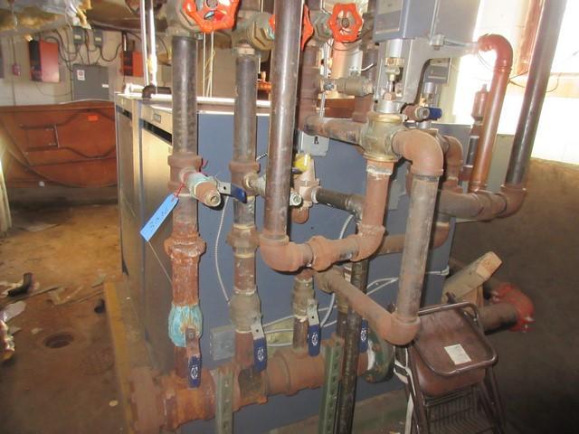 Weil-McLain Boiler M3 LGB Series 2 Boiler