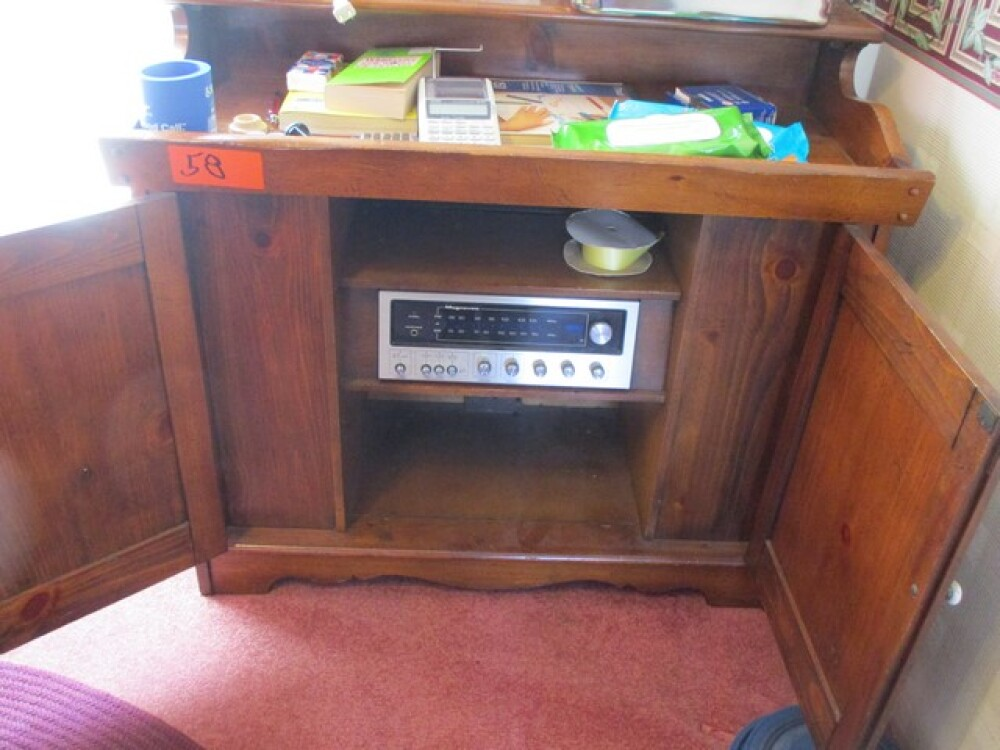Stereo cabinet - Approx  37