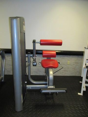 Life Fitness Back extension - 47