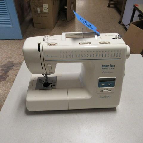Baby Lock Pro Line Electronic Sewing Machine Model BL40 Gorgeous Huskystar 215 Sewing Machine Reviews