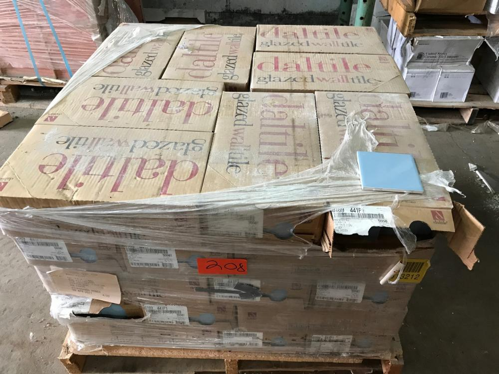 Pallet Of Cases Of Daltile Cn X Cm Wall Tile Waterfall - Daltile robinson pa