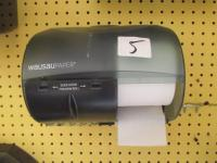 Wausau Paper toilet paper dispenser