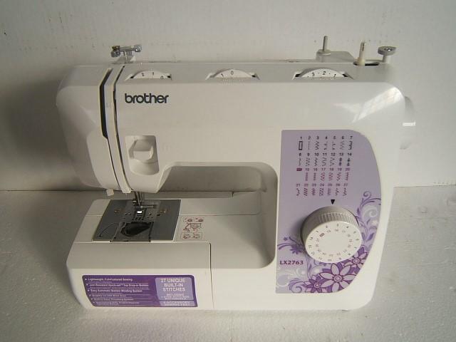 Brother 40Stitch Sewing Machine LX4063 Walmart Display Unit Mesmerizing Brother 27 Stitch Sewing Machine