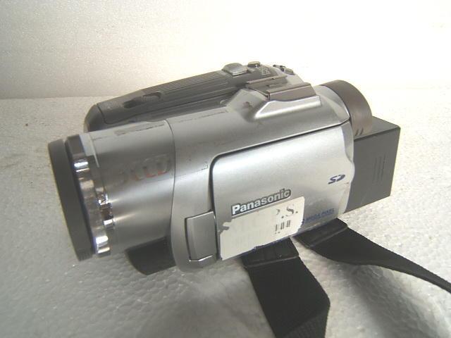 panasonic pv gs180 2 3mp 3ccd minidv camcorder with 10x optical zoom rh bid hostetterauctioneers com