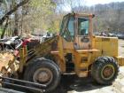 Clark 55C Loader 4X4 w/ buckets - v6 Cummings Diesel - SN: 481B142CB *reserve is off! high bidder buys it*