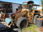 Michigan Tractor Shovel 55 w/ bucket - 4X4 - GM Diesel - SN: 481B142CB