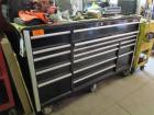 Montezuma tool chest with 15 drawers - 30 d x 45 h x 73 w