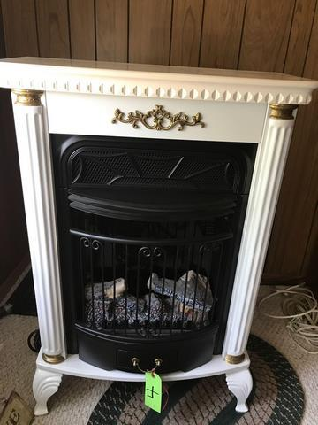 Lot 4 Of 387 Kozy World Freestanding Electric Fireplace Model Ef5003 120 Volts 29 D X 38 H 26 W 2nd Floor