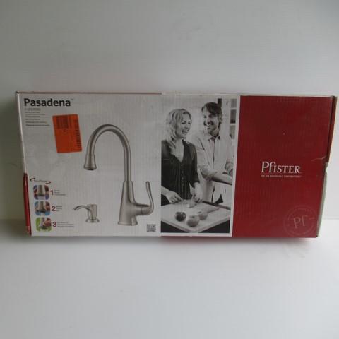Pfister Pasadena kitchen faucet - model number f - 0 72 ...