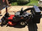 Toro , Time cutter, zero turn tractor , V-Twin commercial 24.5 HP with added Dual Bagger / excellent condition
