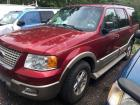 RED 2005 FORD EXPLORER