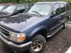 BLUE 2000 FORD EXPLORER