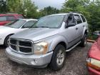 GRAY 2004 DODGE DURANGO