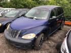 BLUE 2001 CHRYSLER PT CRUISER