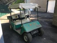Yanmar 187D Diesel Tractor - full cab - plow - rear spreader