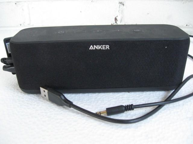 Anker SoundCore Boost Bluetooth Speaker, removed from