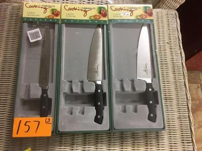 Lot of Knives
