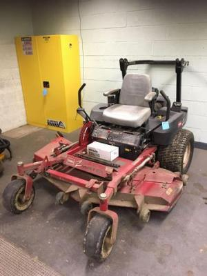 Toro z-master zero turn mower - Koehler command Pro 25 engine - 65 in cutting deck - roll bar - 1275 hours - Model: 74226 - SN: 220000999