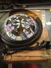Stained glass hanging lamp-needs assembly