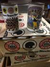 Lot of Iron city Steelers and Pirates beer cans
